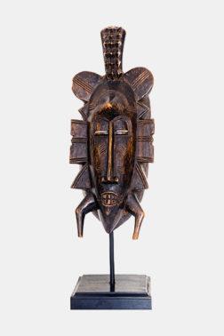 Masque Kpelié Poro Senoufo Côte d'Ivoire