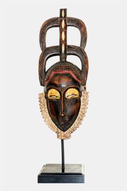 Masque Yaouré Yohouré Côte d'Ivoire