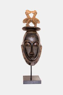 Masque Yaouré Yohoure Côte d'Ivoire
