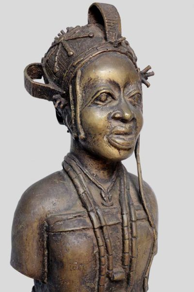 Buste de reine Bini Edo