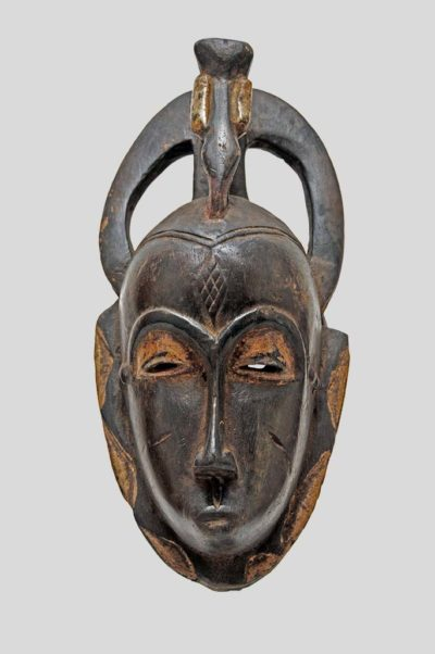 Masque Anoman Yaouré Côte d'Ivoire