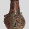 Vase Yoruba en terre cuite