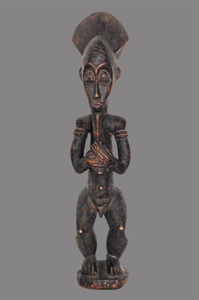 Statuette Blolo Bian Baoulé