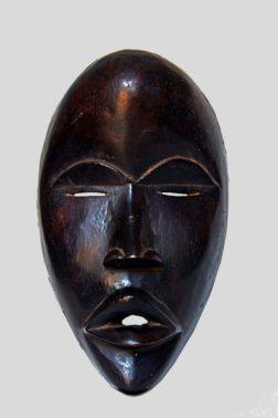 Masque Dan Yacouba - Côte d'Ivoire