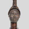 tête de roi d'ife - Oni en bronze Nigéria