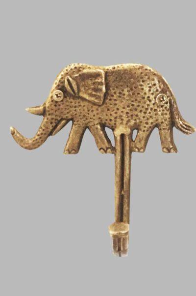 Patère Crochet decoratif éléphant